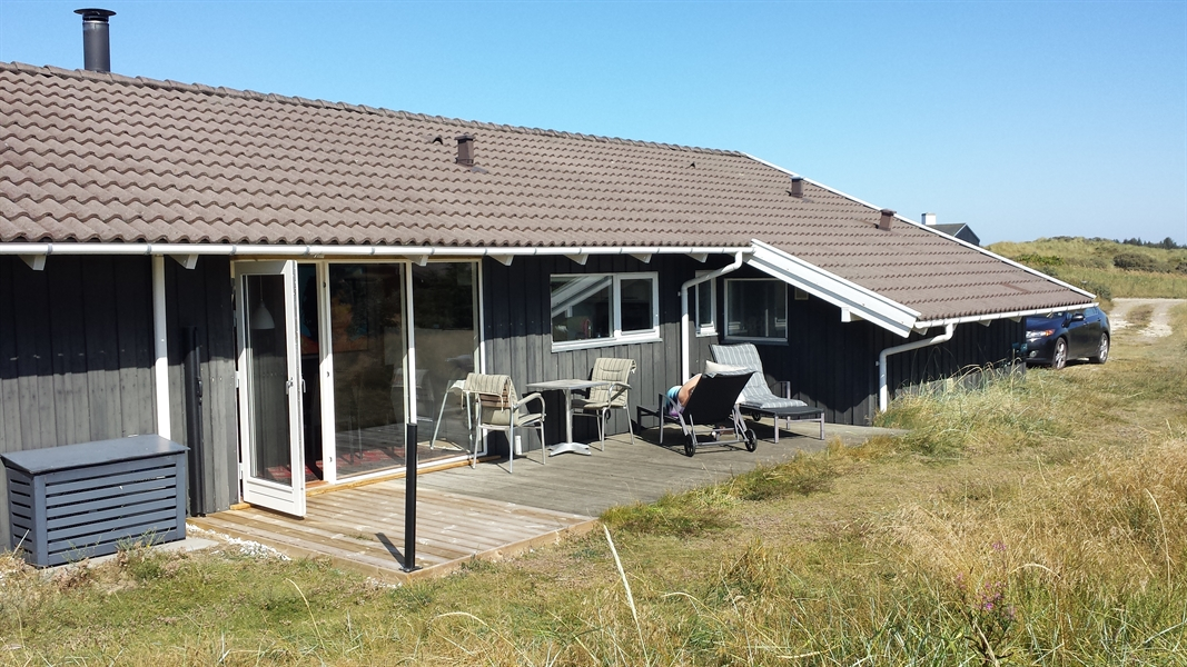Danish summer relaxation - Holiday home Tversted