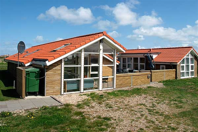 Holiday home in Vejlby Klit for 11 persons