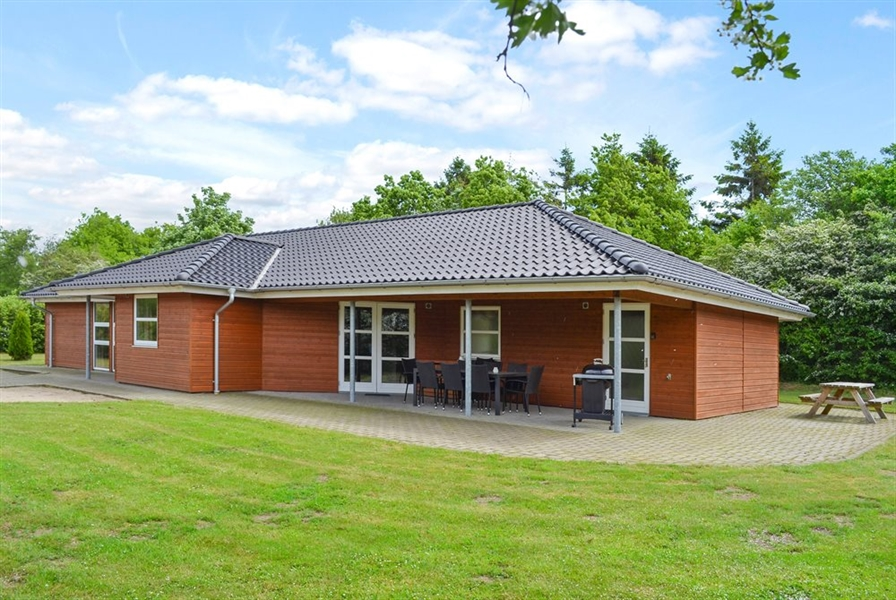 Holiday home in Arrild-ferieby for 10 persons