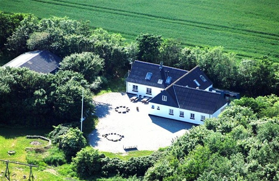 Holiday home in Baekmarksbro for 60 persons
