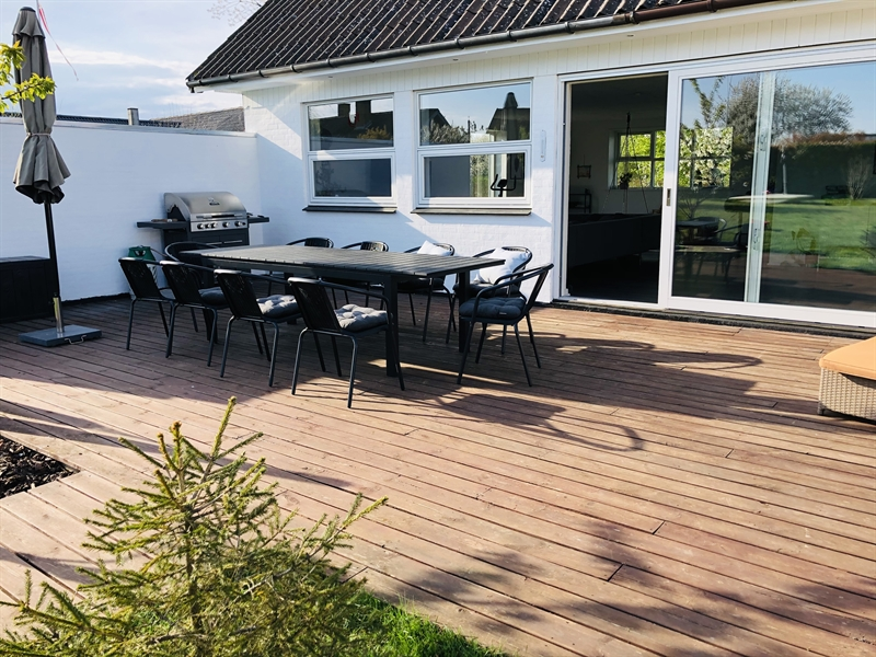 Holiday home in Ronne for 10 persons