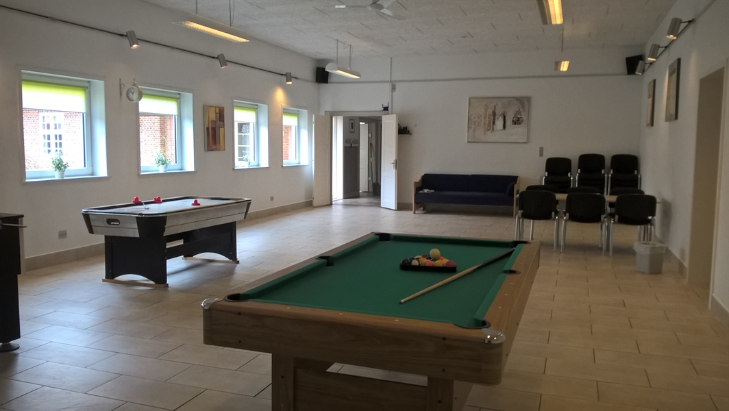 Holiday home in Hojer for 40 persons