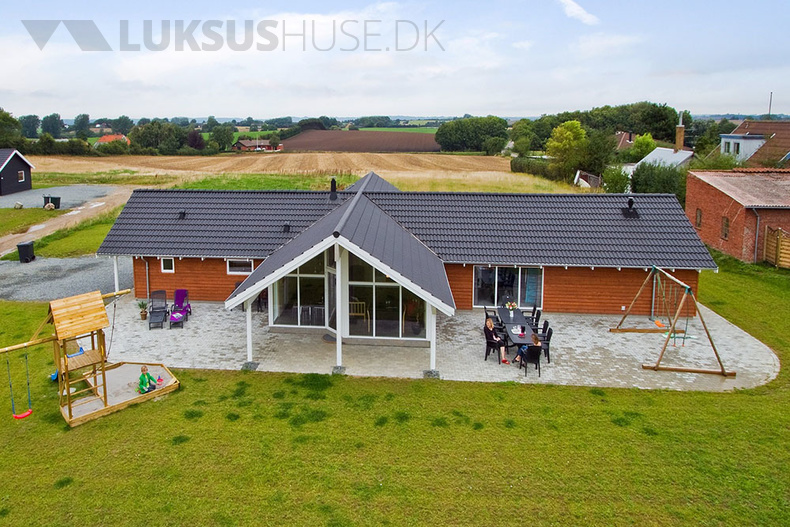 Holiday home in Kegnaes for 14 persons