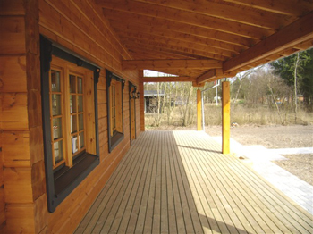 Holiday home in Helberskov for 8 persons