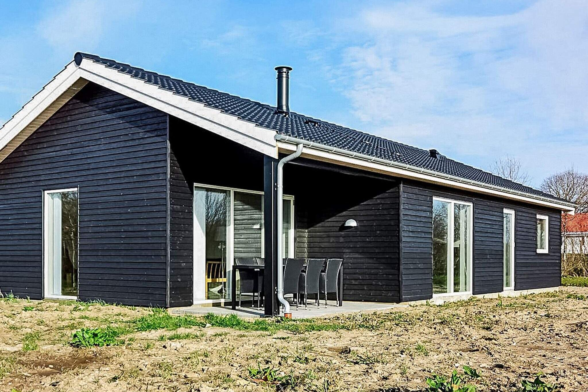 Holiday home in Horve for 6 persons