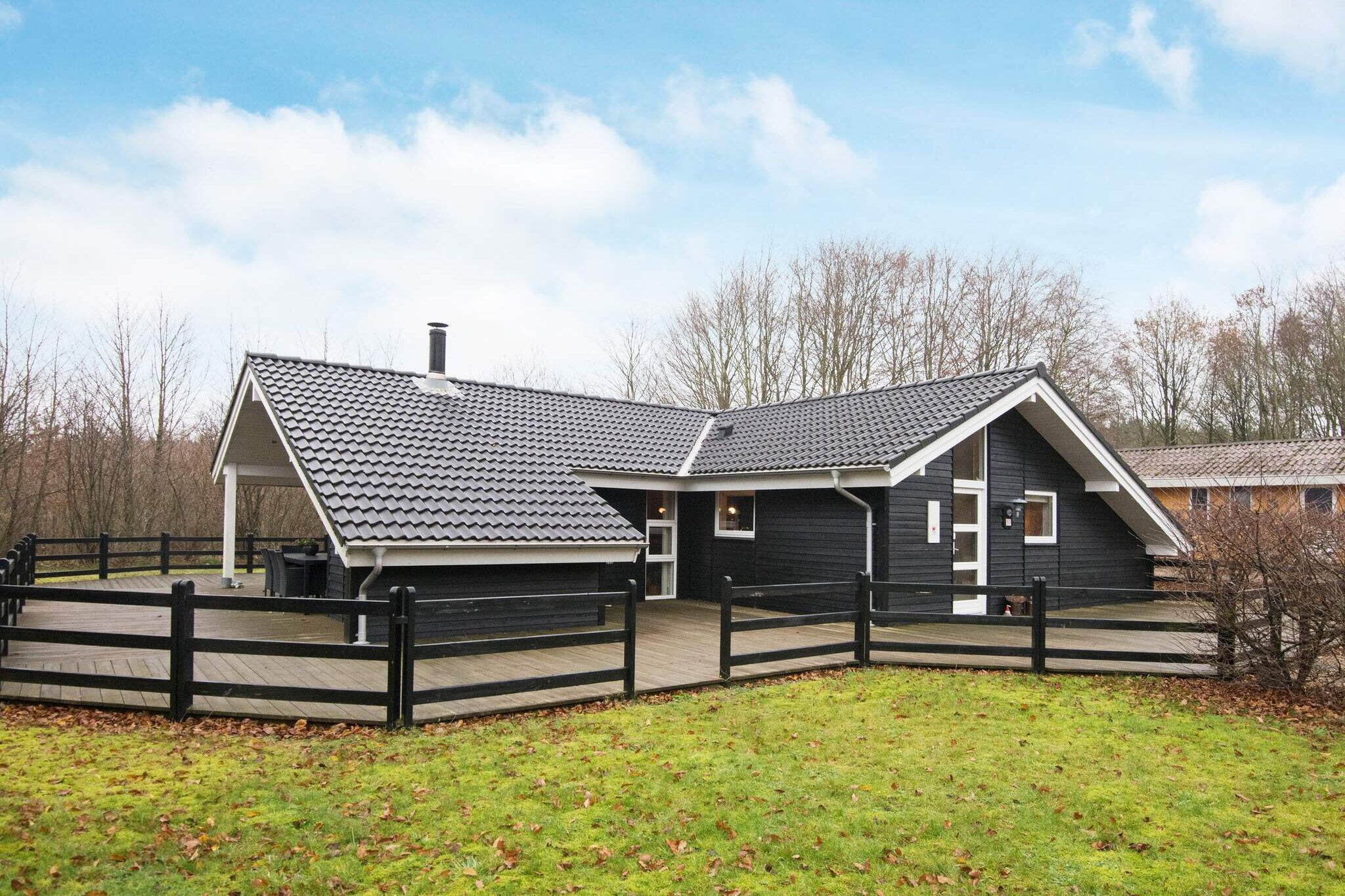 Holiday home in Toftlund for 8 persons