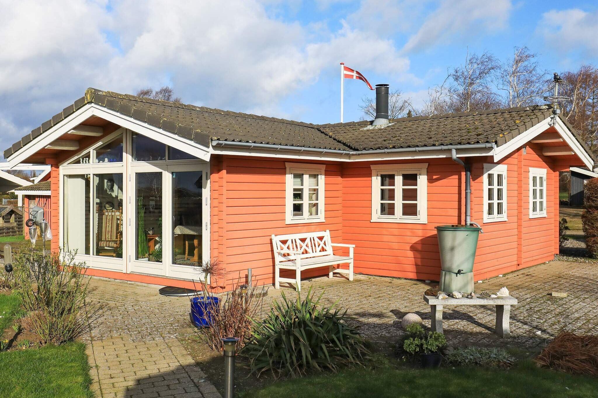 Holiday home in Brenderup Fyn for 6 persons