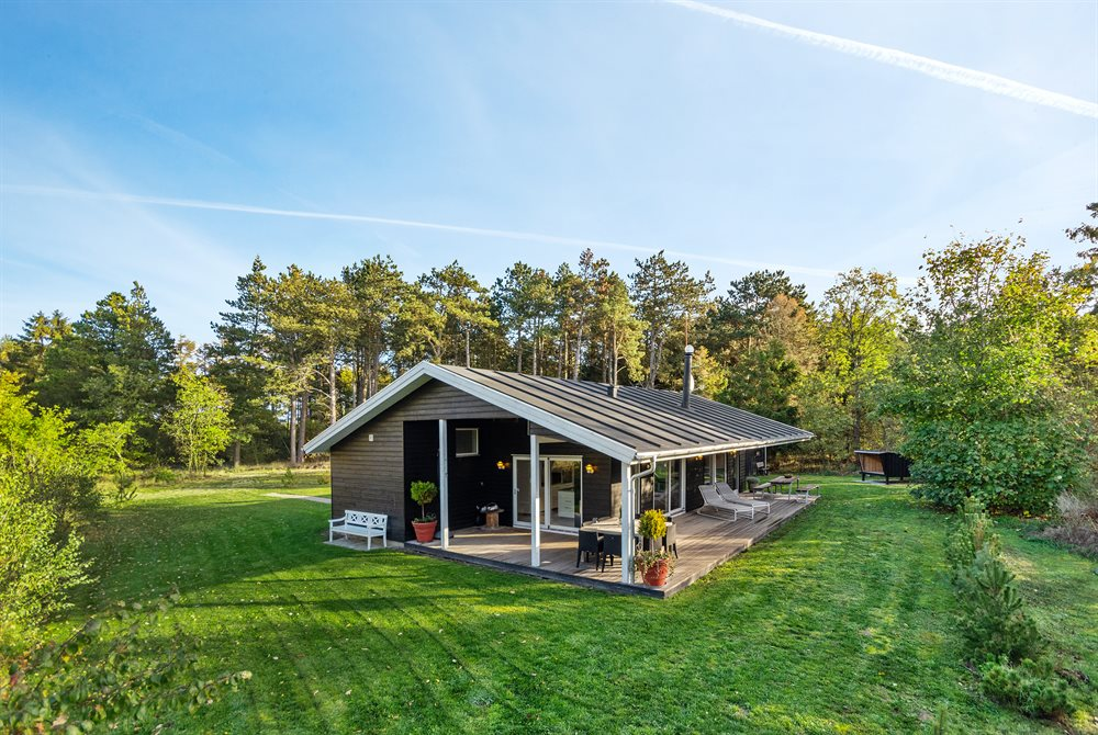 Holiday home in Havndal for 6 persons