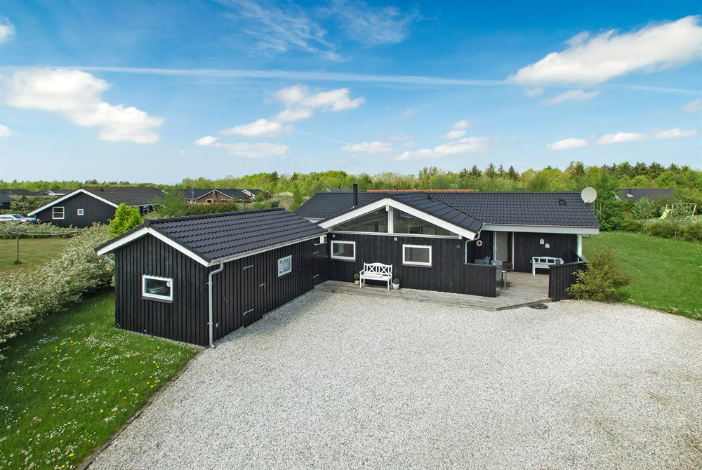 Holiday home in Bork Havn for 8 persons