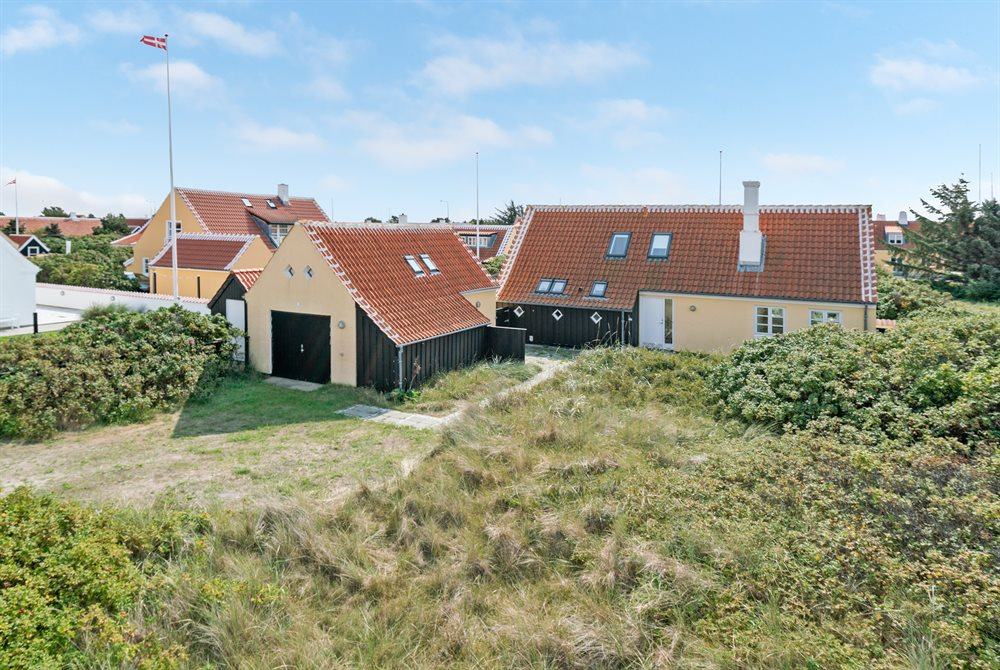 Holiday home in Gl. Skagen for 10 persons
