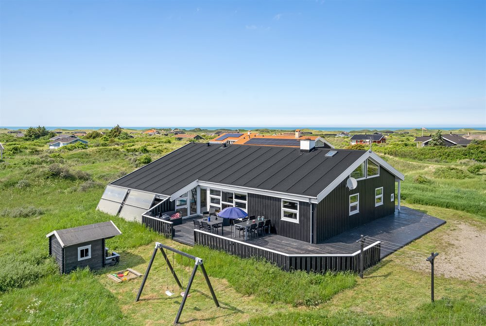 Holiday home in Norlev for 14 persons