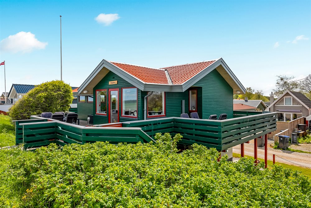 Holiday home in Hasmark for 9 persons