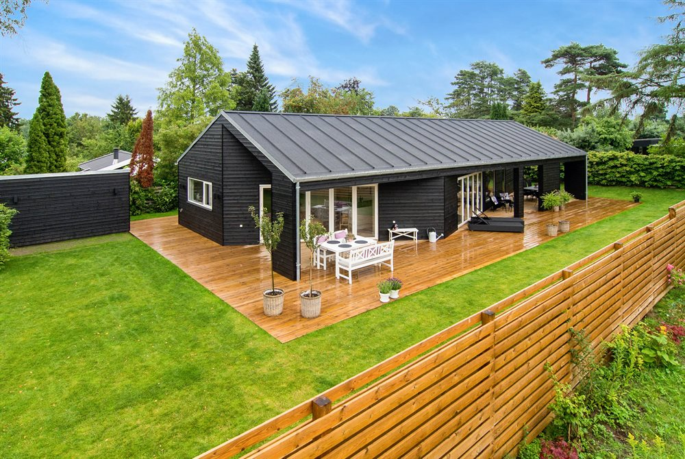 Holiday home in Hornbaek for 8 persons