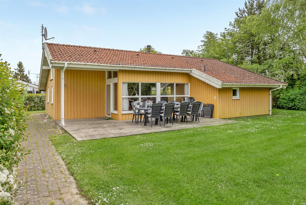 Holiday home in Skovmose for 10 persons