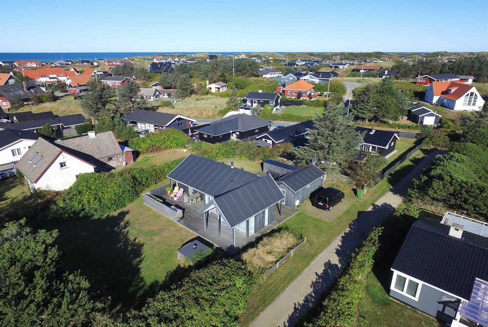 Holiday home in Blokhus for 11 persons