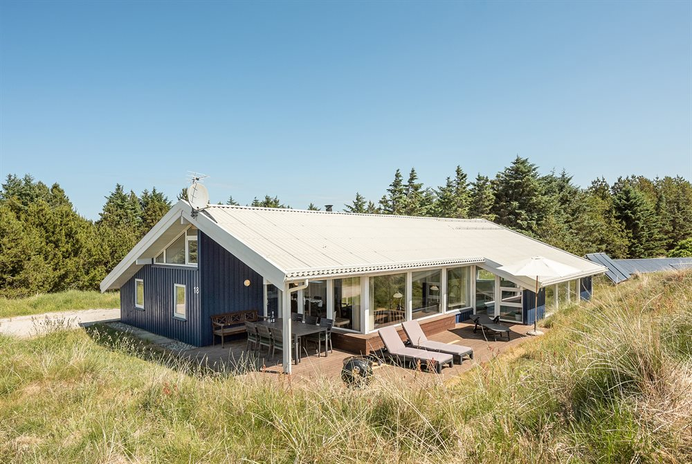 Holiday home in Blokhus for 10 persons