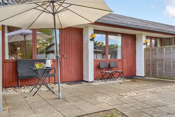 Holiday home in Skaerbaek for 4 persons