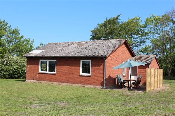 Holiday home in Logumkloster for 4 persons