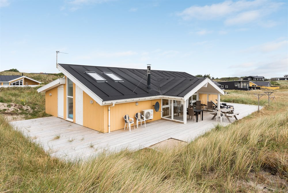 Holiday home in Årgab for 8 persons