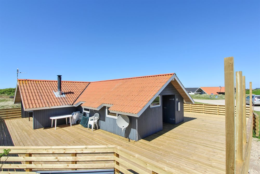 Holiday home in Haurvig for 6 persons