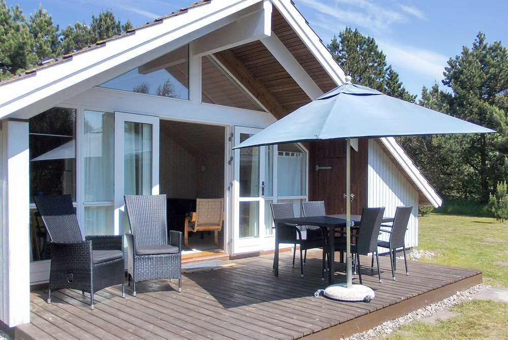 Holiday home in Kramnitse for 4 persons