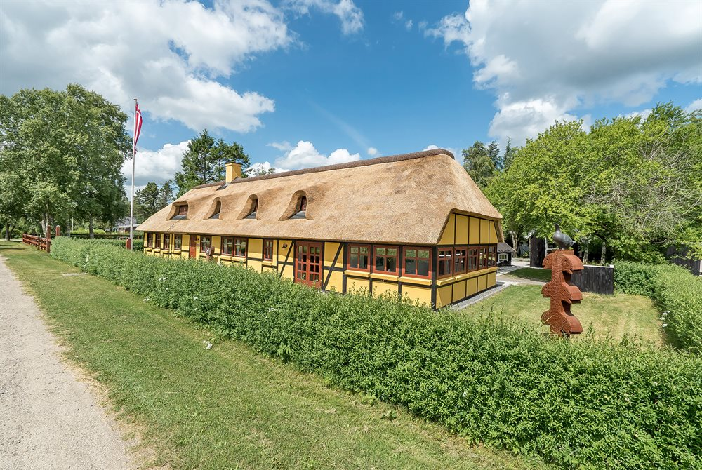 Holiday home in Bisnap, Hals for 16 persons