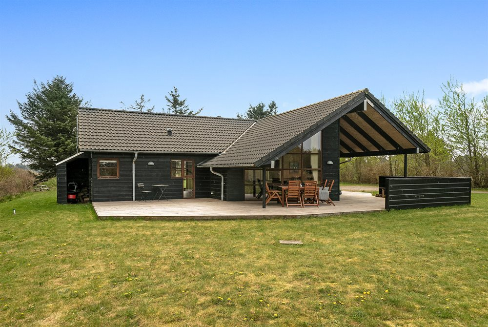 Holiday home in Nr. Lyngby for 8 persons