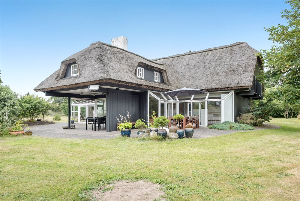 Holiday home in Bulbjerg for 12 persons