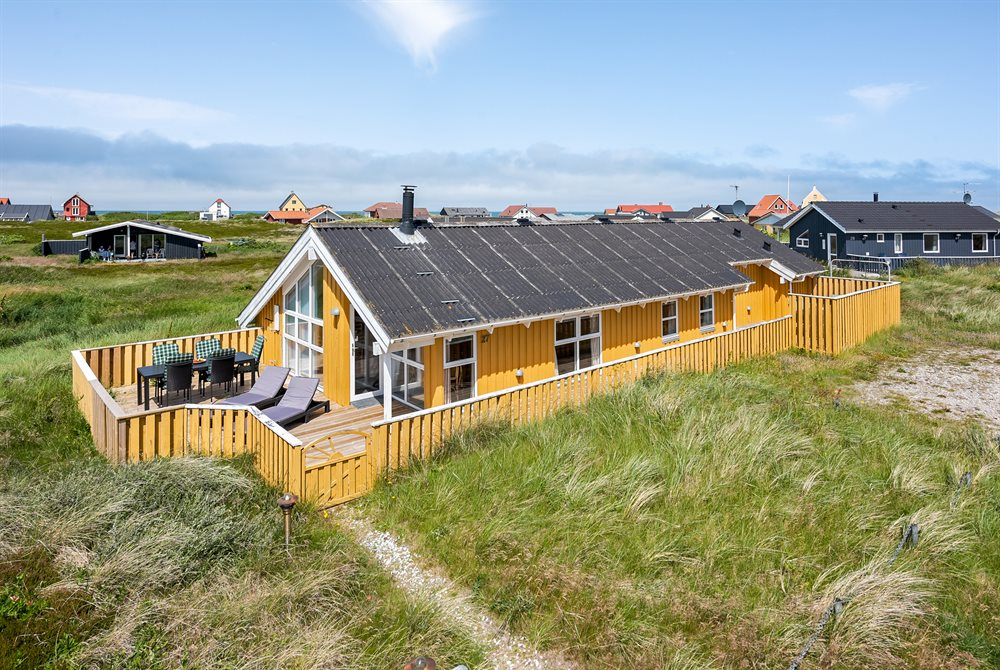 Holiday home in Lild Strand for 8 persons