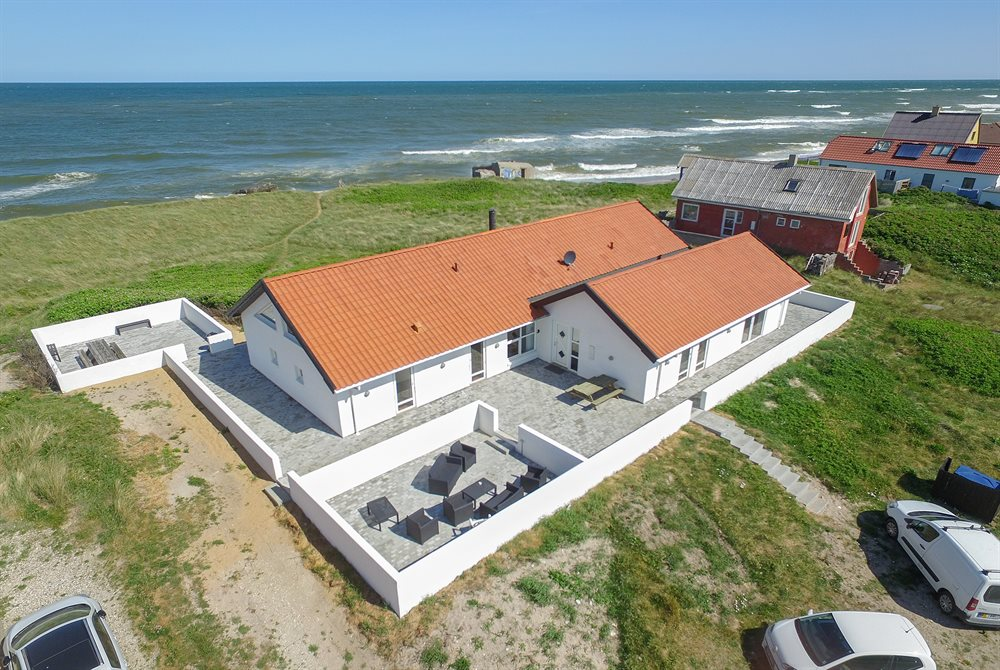 Holiday home in Lild Strand for 10 persons