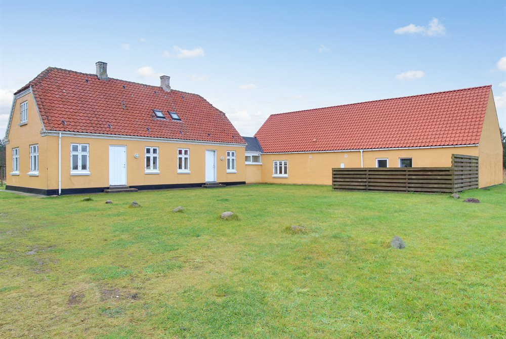 Holiday home in Lild Strand for 12 persons