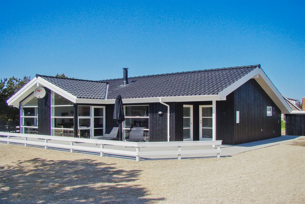 Holiday home in Klitmoller for 8 persons