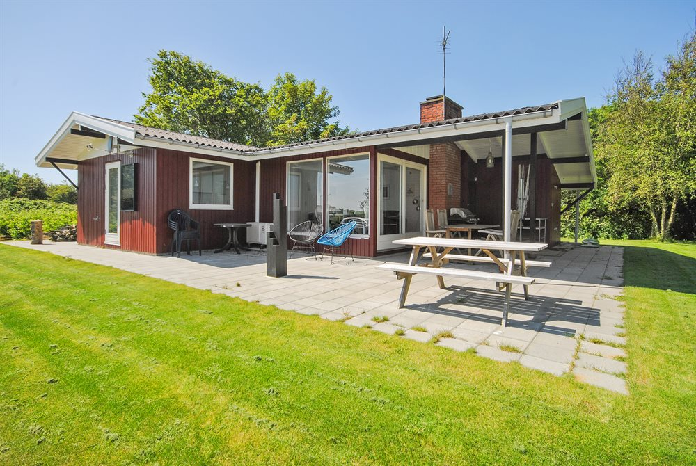 Holiday home in Doverodde for 6 persons
