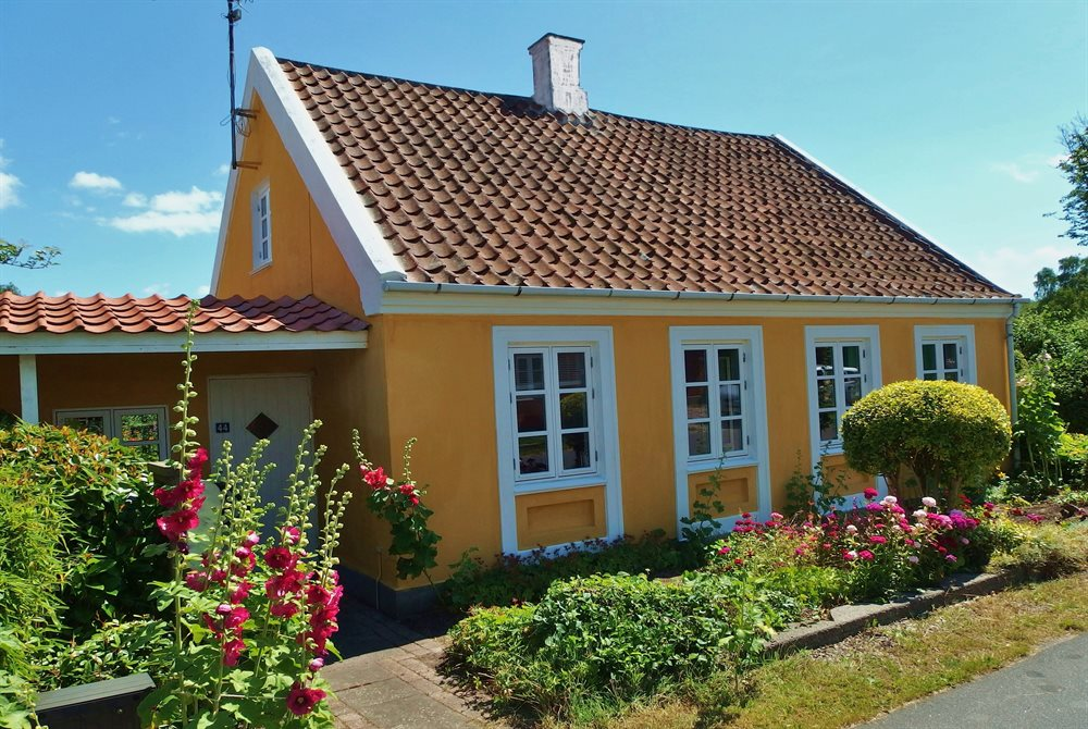 Holiday home in Lohals for 6 persons