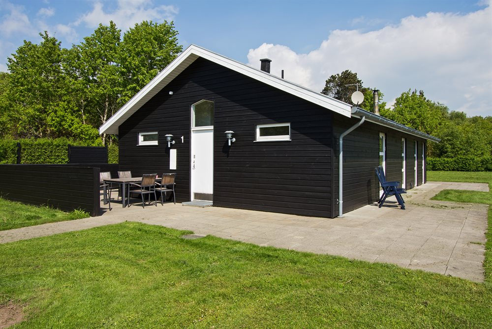 Holiday home in Hou for 6 persons