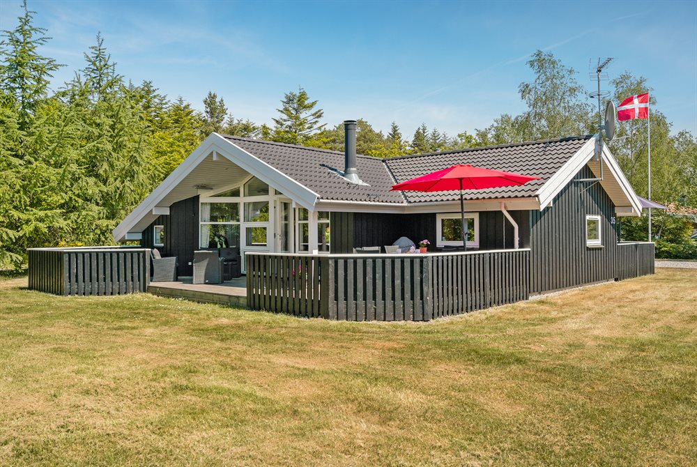 Holiday home in Bisnap, Hals for 6 persons