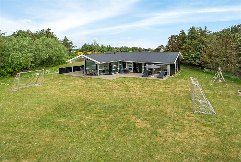 Holiday home in Lonstrup for 8 persons
