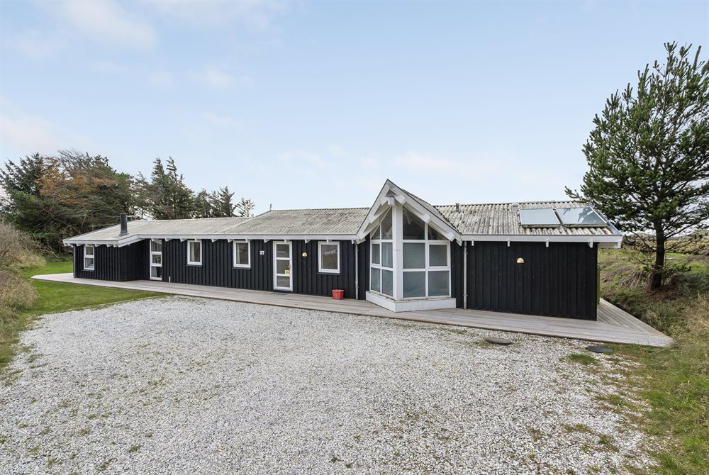 Holiday home in Nr. Rubjerg for 10 persons