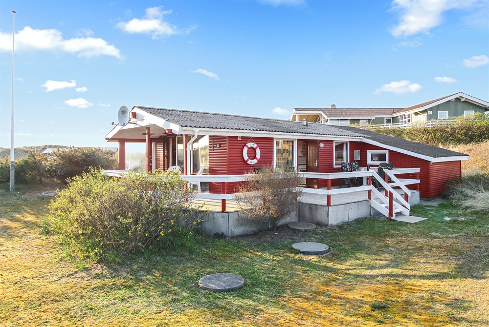 Holiday home in Sondervig for 4 persons