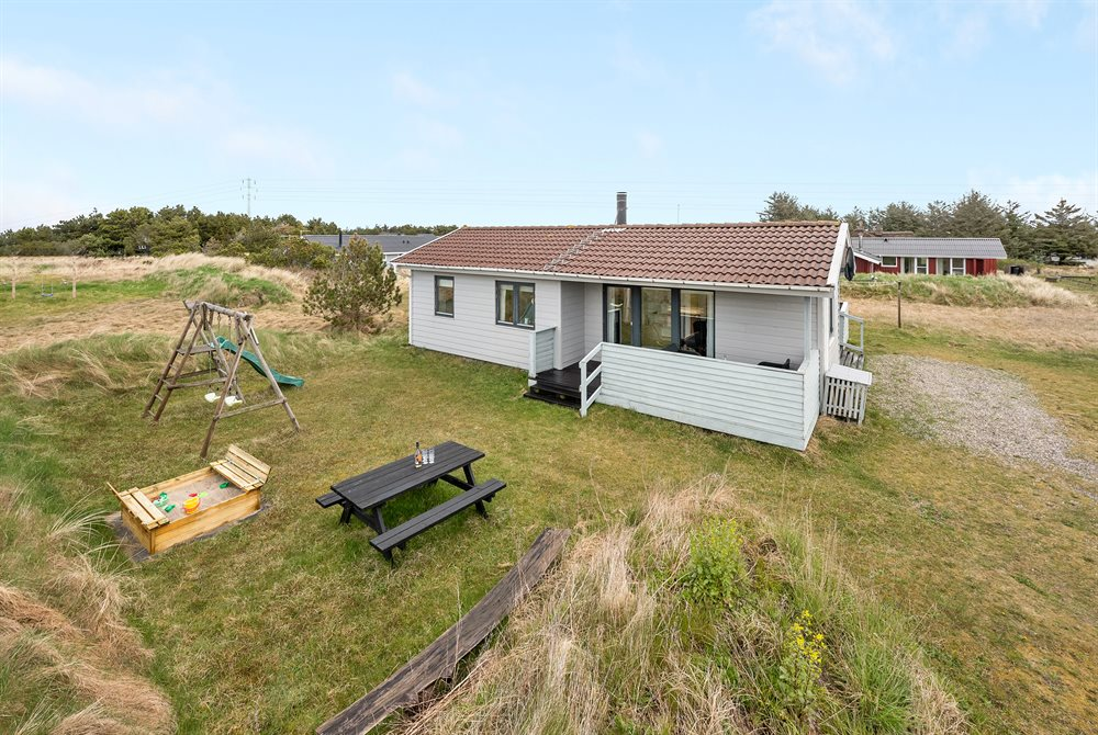 Holiday home in Nr. Lyngvig for 6 persons