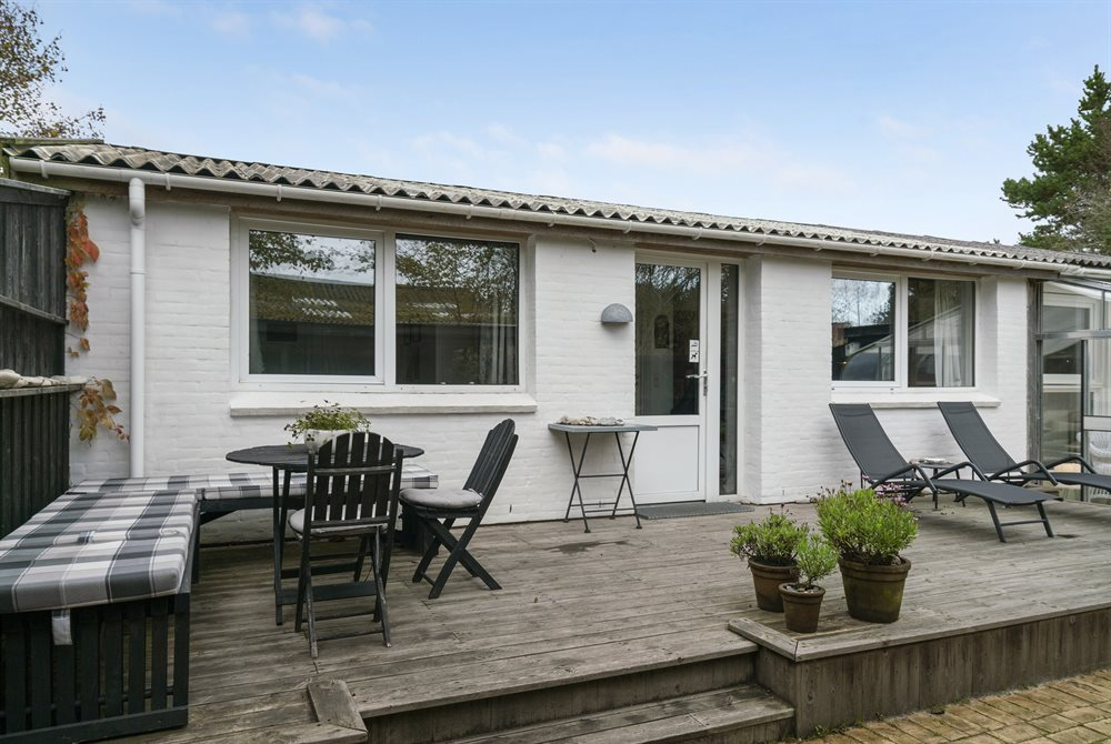 Holiday home in Tversted for 4 persons