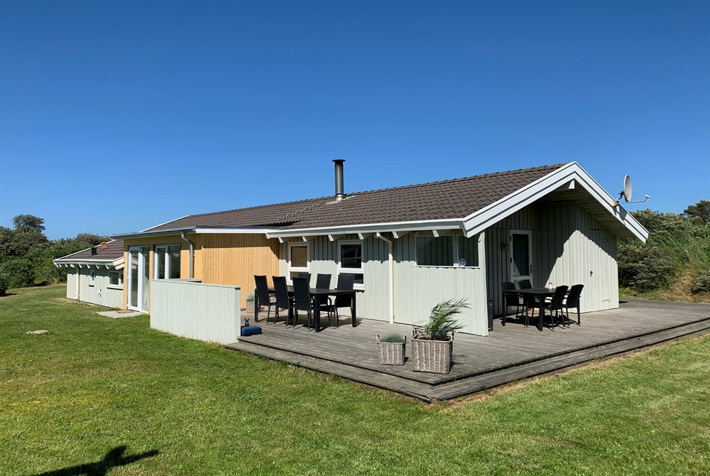 Holiday home in Tornby for 8 persons