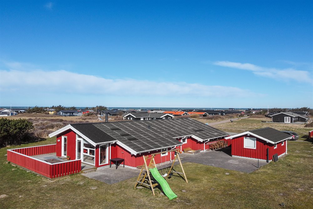 Holiday home in Norlev for 8 persons
