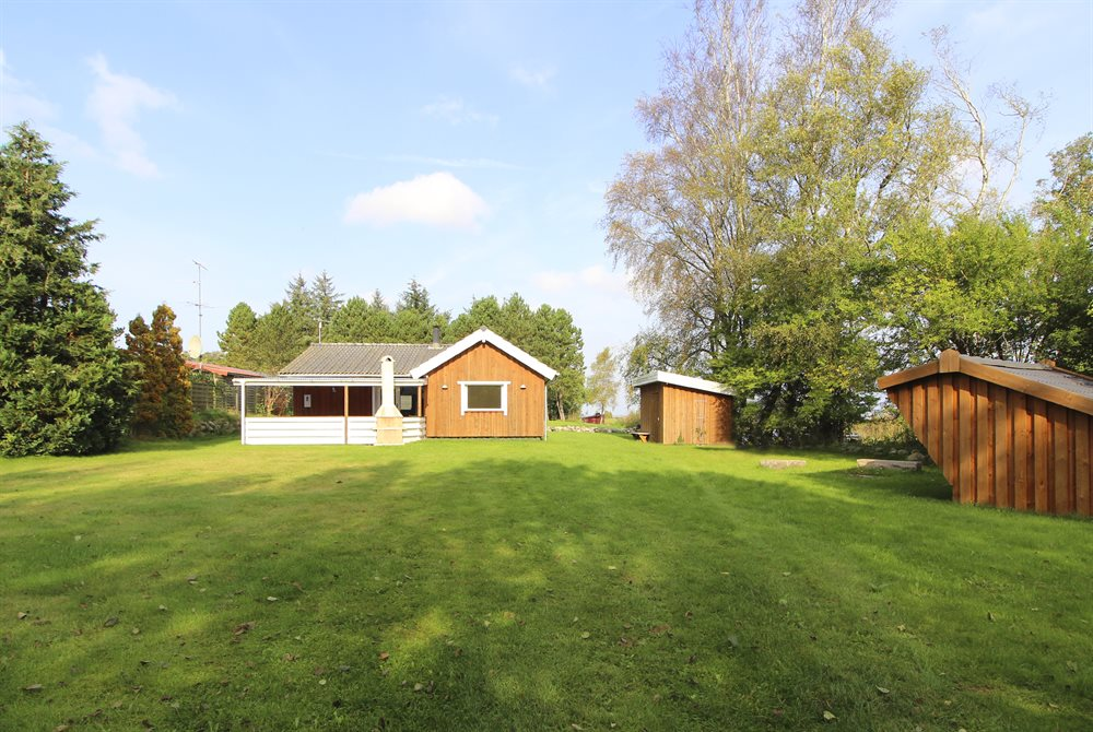 Holiday home in St. Sjorup for 5 persons