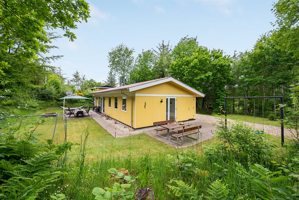 Holiday home in Lihme for 6 persons