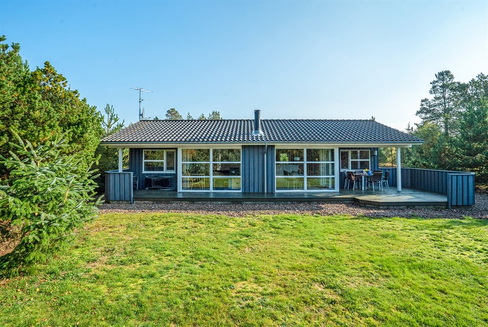 Holiday home in Thorup Strand for 10 persons