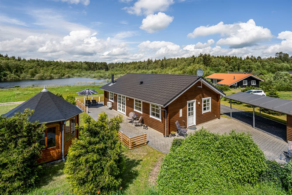 Holiday home in Fuglslev for 6 persons
