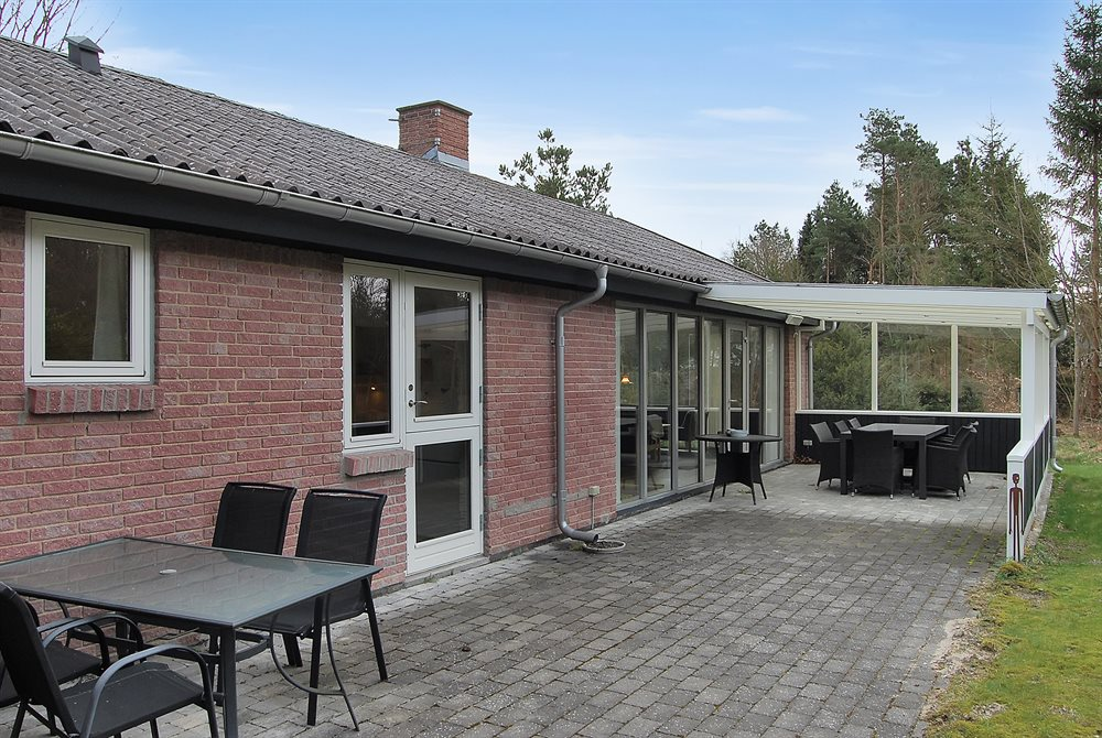 Holiday home in Fuglslev for 8 persons