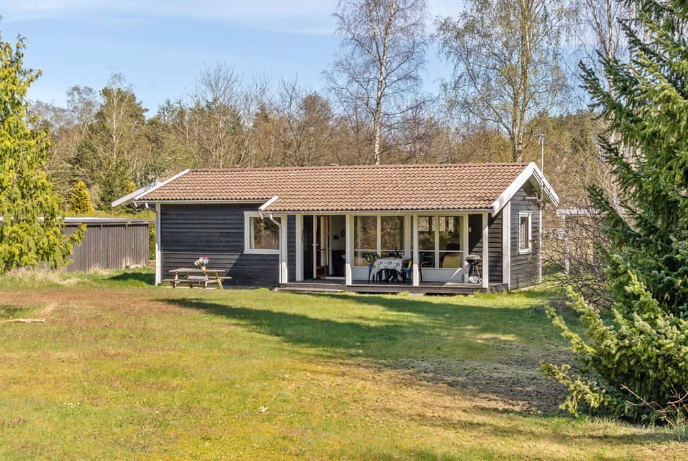 Holiday home in Fuglslev for 4 persons