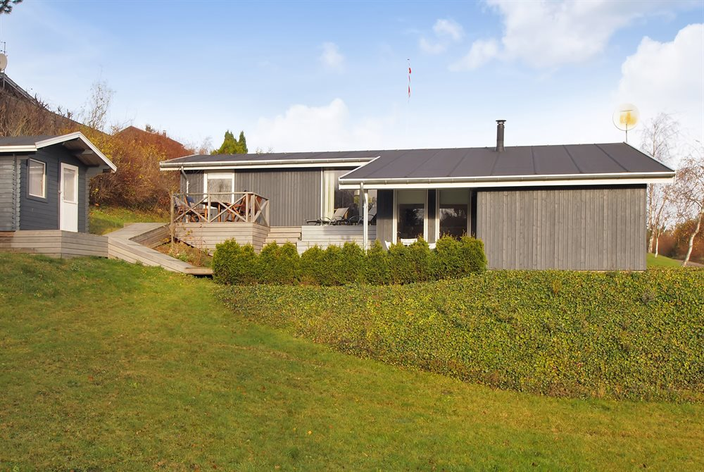 Holiday home in Egsmark Strand for 6 persons